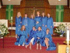 8th Grade Graduation - '04