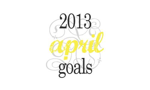 april-goals