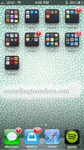 iPhoneFolders