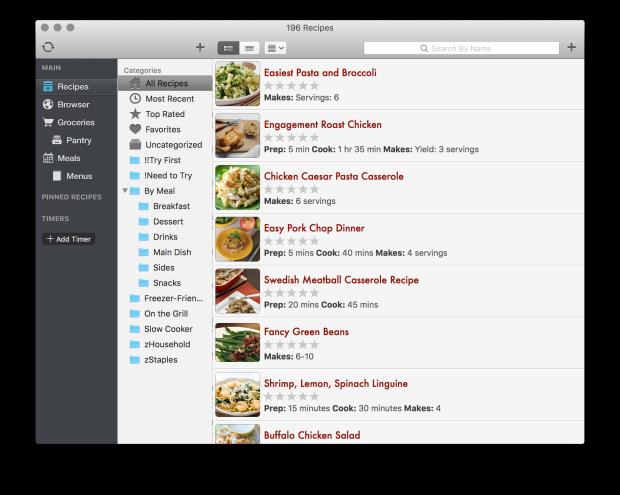 Paprika OS X
